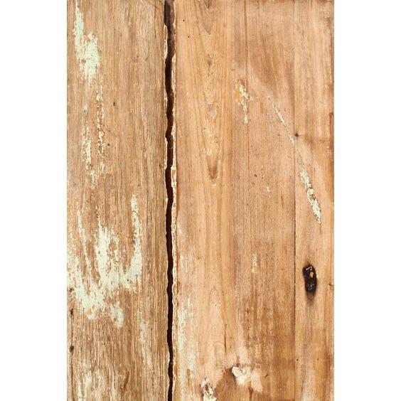 18th C stripped oak door image