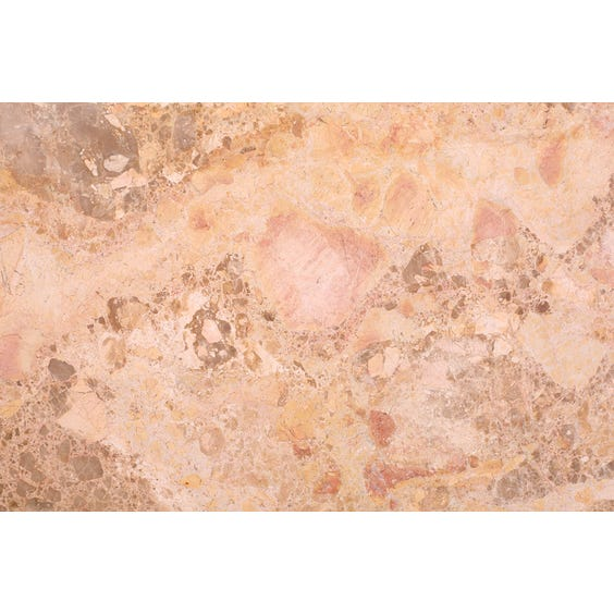 Sand brown and pink marble surface image