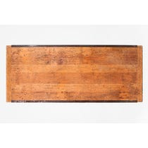 Heavy industrial distressed beech surface