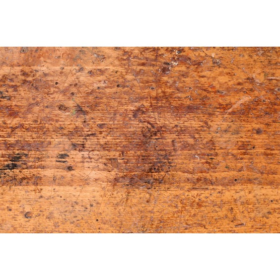 Heavy industrial distressed beech surface image