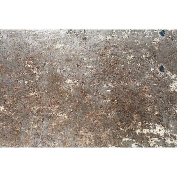 Rectangular stripped metal surface image
