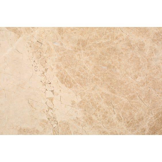 Rectangular polished marble surface image