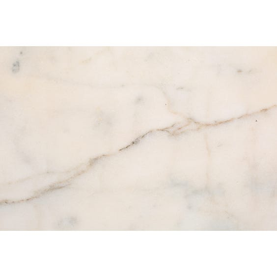 Antique off white marble surface image
