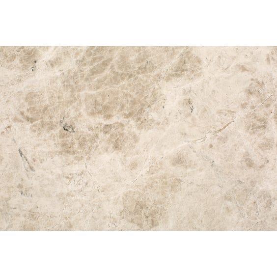 Polished mushroom grey marble surface image