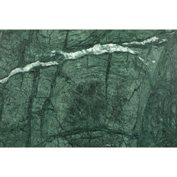 Rectangular green marble surface image