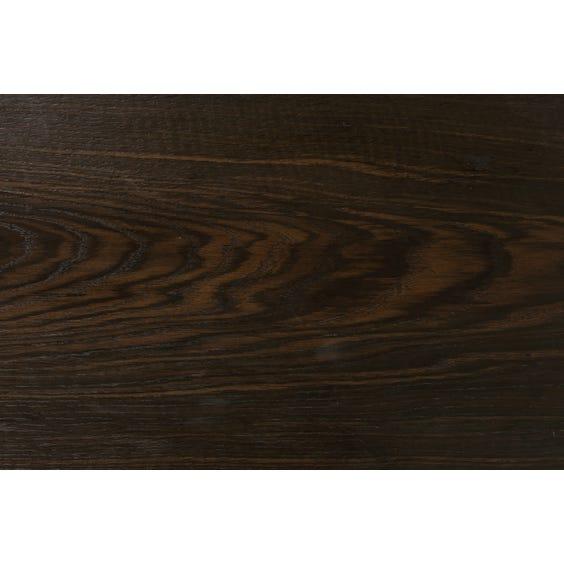 Grey stained oak rectangular surface image