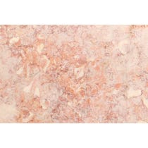 Pink cream marble surface