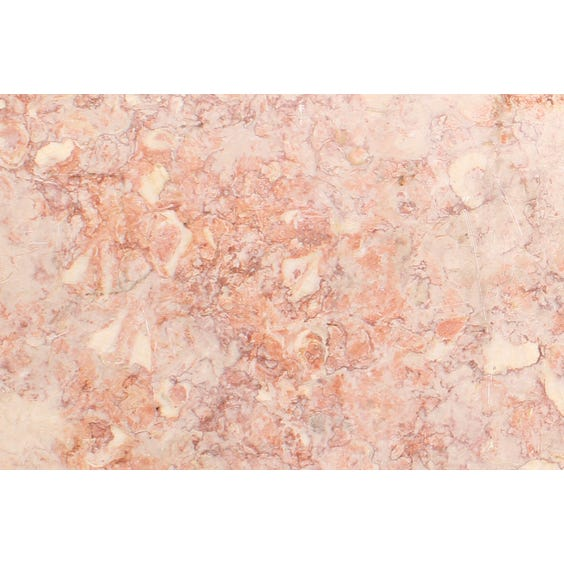Pink cream marble surface image