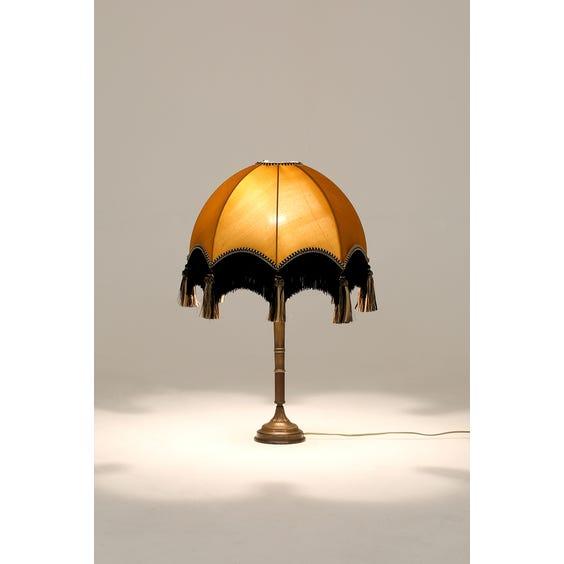 Midcentury Italian table lamp image
