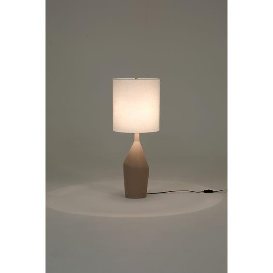 Postmodern asymmetric bottle lamp image