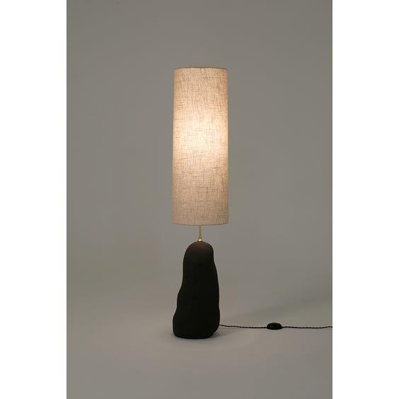 Large ceramic freeform lamp image