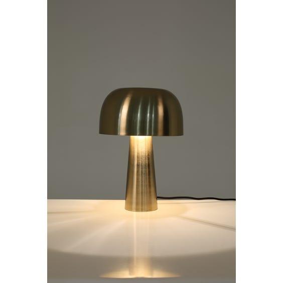 Postmodern mushroom table lamp  image