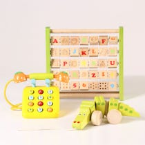 Example of bright toys