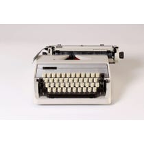 Period grey Adler typewriter